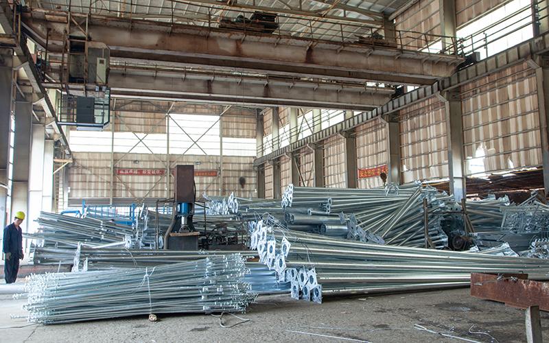 江门市蓬江区荷塘新宇金属表面热处理厂工厂实景